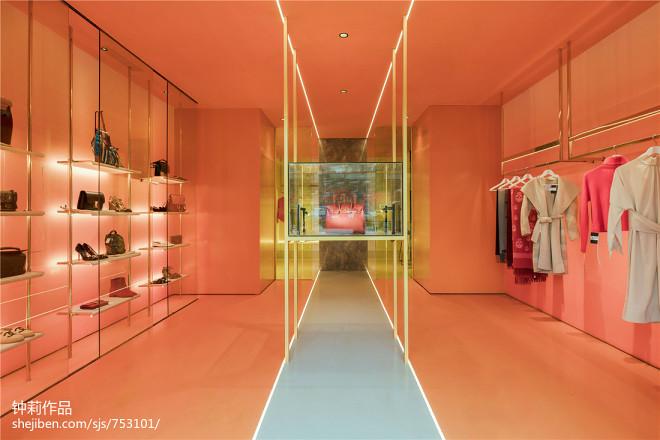ONE DAY服装店设计图