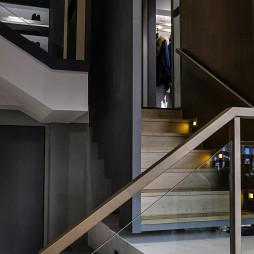 巴黎春天服装店楼梯设计图