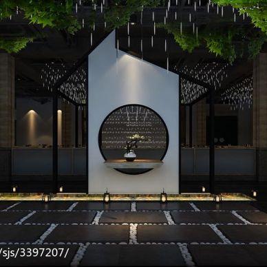河南濮阳音乐餐厅设计_3155904