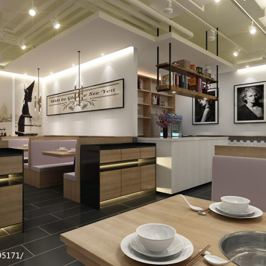 【AX工作室—吴军设计】燃鹅-火焰醉鹅餐厅_3158075