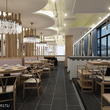 【AX工作室—吴军设计】燃鹅-火焰醉鹅餐厅_3158077