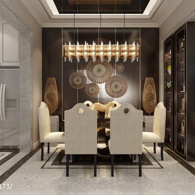 万科如园现代优雅新古典别墅设计