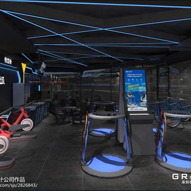 游戏vr展厅设计_3162722