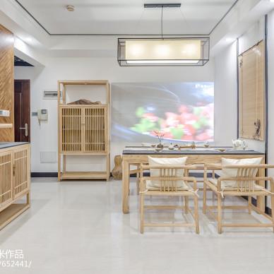 金泉山庄餐厅设计实景图