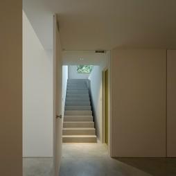 上海大田秀则画廊楼梯设计图