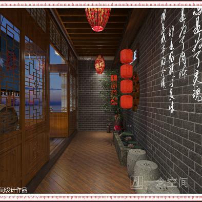 深圳华侨城鱼小妖餐厅设计