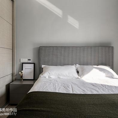 混搭二居卧室设计图