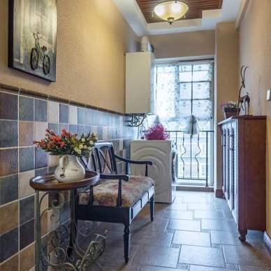室内家装设计美式风格设计装修设计师 全案设计_3170208