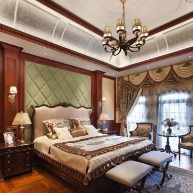 室内家装设计美式风格设计装修设计师 全案设计_3170210