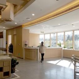 君和堂中医馆柜台设计图片