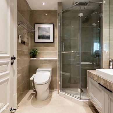混搭三居卫浴设计实景图片