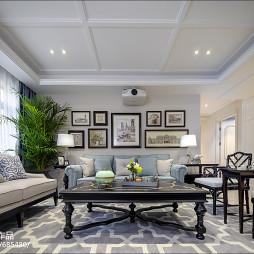 现代式优雅客厅设计图片