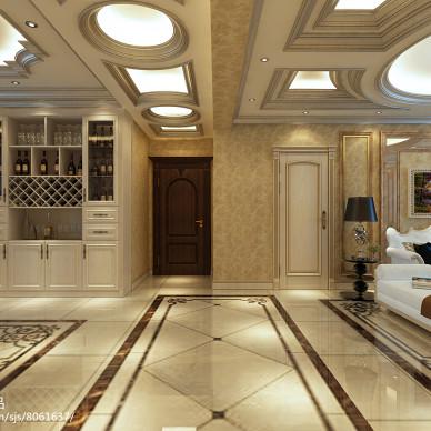 欧式家装设计_3175605