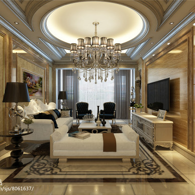 欧式家装设计_3175607