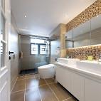现代高级灰卫浴设计图片