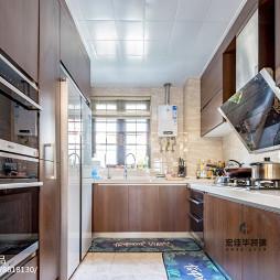 欧美混搭厨房设计图片