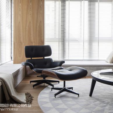 暖暖的新家现代客厅设计