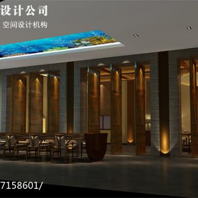 深圳凯联龟主题餐厅室内设计方案_3180441