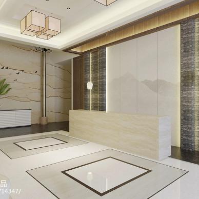 山东昌邑市丽景酒店大堂改造设计_3181702