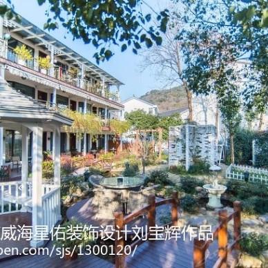 杭州珑璟民宿室外景观实景照片--刘宝辉设计_3181944