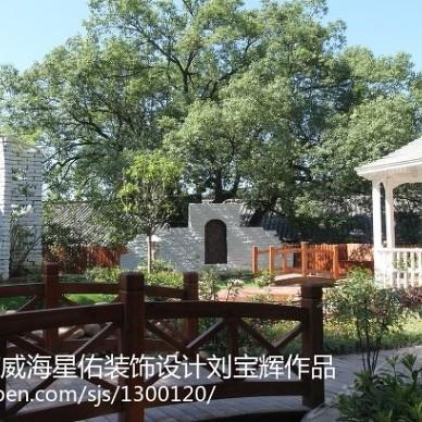 杭州珑璟民宿室外景观实景照片--刘宝辉设计_3181945