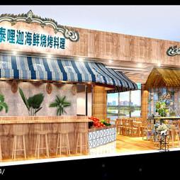 泰式海鲜烧烤_3182238