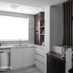 混搭小户型厨房设计图