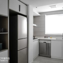 混搭小户型厨房设计图片