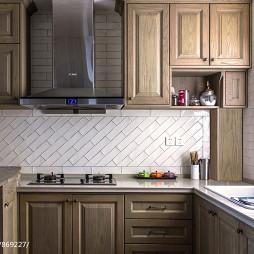 田园风厨房设计图片