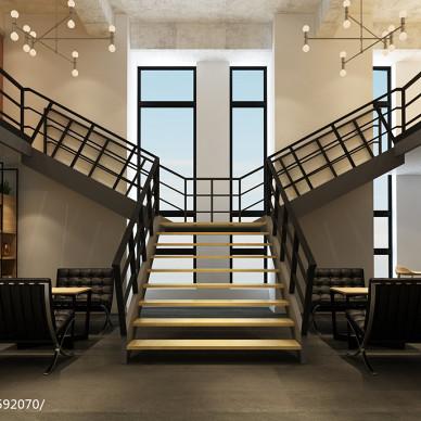 长久中心办公室设计方案_3193466