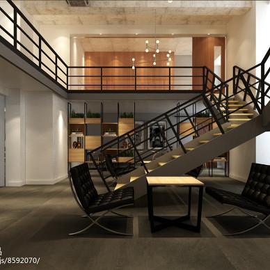 长久中心办公室设计方案_3193467