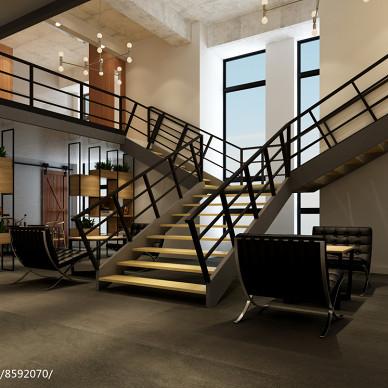长久中心办公室设计方案_3193468