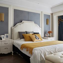 法式混搭卧室设计图