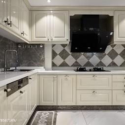 法式混搭厨房设计图片