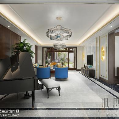 新中式别墅_3197072