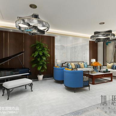 新中式别墅_3197073