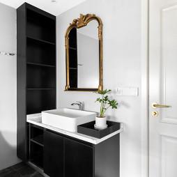 法式卫浴设计图