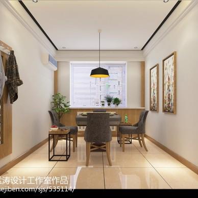棋牌室装修效果图设计-哈尔滨河鼓街棋牌室设计_3201200