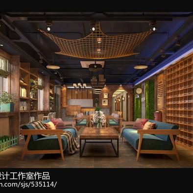 青年旅馆设计-哈尔滨国际青年旅舍-说走就