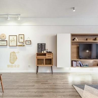日式客厅设计实景图