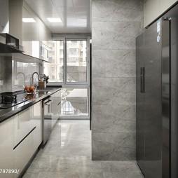 简单现代厨房设计图