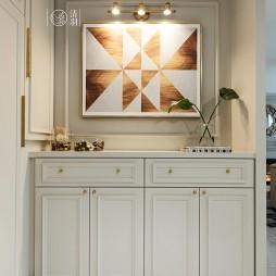 美式玄关壁灯设计图