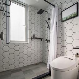 Morandi式北欧卫浴设计图片