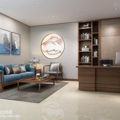 峰阁空间设计——西青槿熙堂中药店_3208921