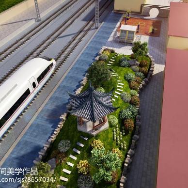 火车站设计_3210812