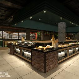 烤肉自助餐厅_3213822