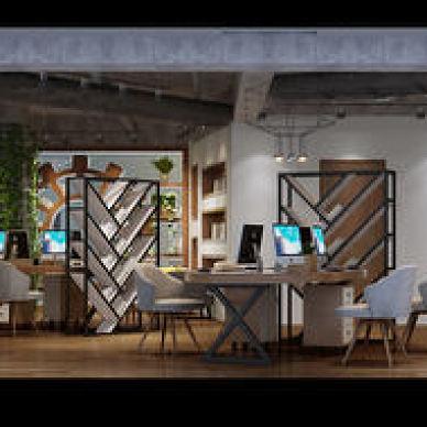 创意山办公室-成都办公室装修设计公司_3214165
