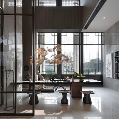 浓缩巴蜀文化的售楼处设计