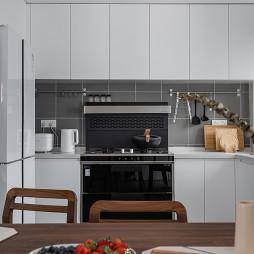 简约四居厨房设计