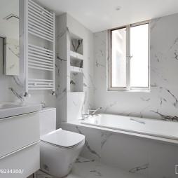 慕白现代卫浴设计